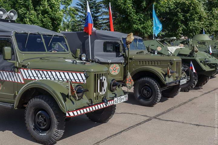 Бронепробег «Дорога мужества» прибудет в Курск в пятницу