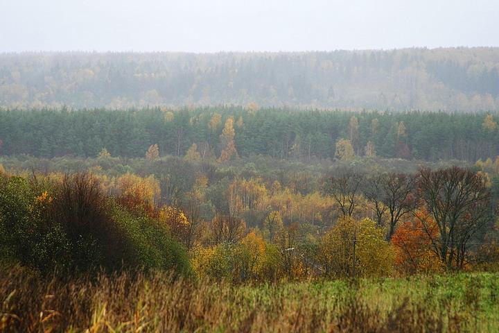 Валдайский национальный парк.