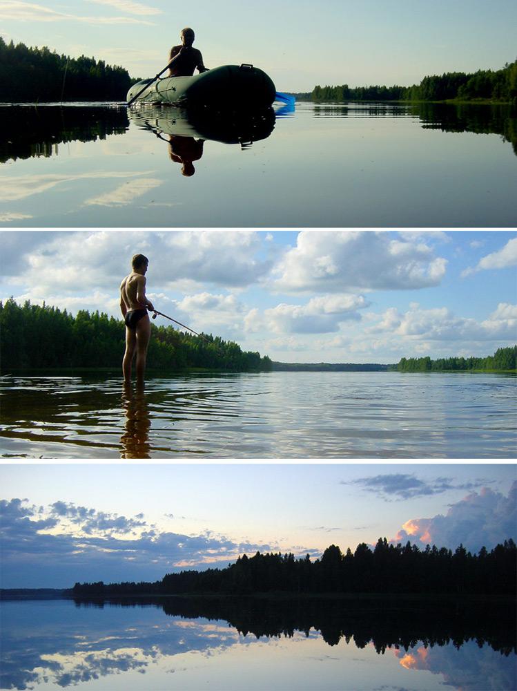 озера валдая для рыбалки