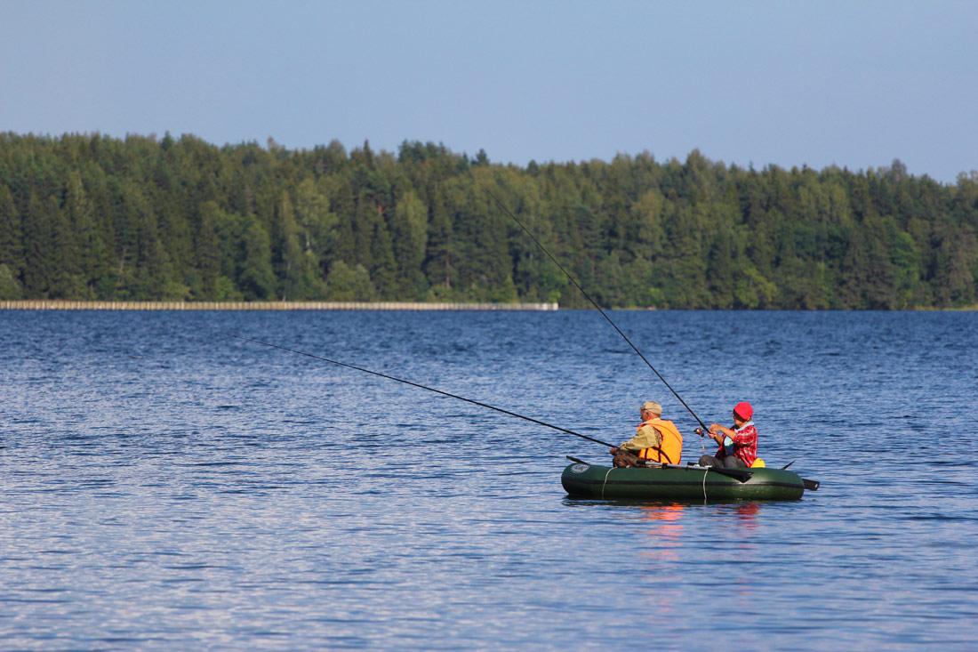 Рыбалка на валдае купить