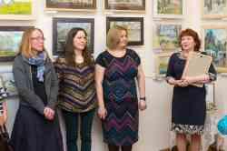 Выставка живописи и графики «Заповедный Валдай»