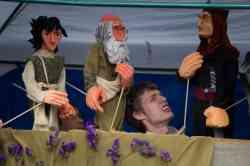Выступления кукольного театра «Балаганчик Сказок»