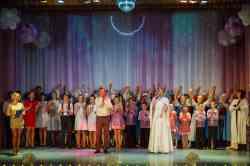 Рождественский концерт в ККЗ «Мечта»