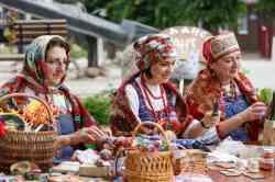 Открытие туристско-информационного центра «Валдарай»