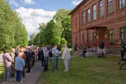 Открытие Музейного колокольного центра