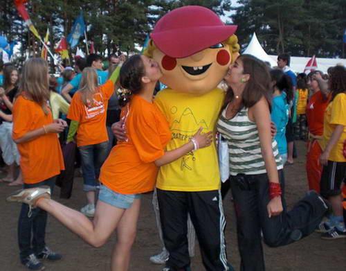Селигер 2009 девушки фото